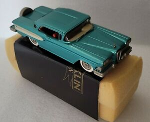Brooklin 1/43  Edsel 1958 Citation By Permission of The Ford Motor Company