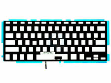 "NEW US keyboard Backlight for Macbook Pro Unibody 13"" A1278 2009 2010 2011 2012"