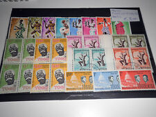 """FRANCOBOLLI STAMPS TOGO """"GOOD LOT OF VERY FINE"""" MNH**/USED  LOT (CAT.X)"""