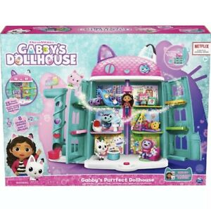 GABBY'S PURRFECT DOLLHOUSE Dreamworks Spin Master Netflix Brand New In Hand