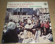 JEAN CARIGNAN - French Canadian Fiddle Songs - Legacy LEG 120 SEALED