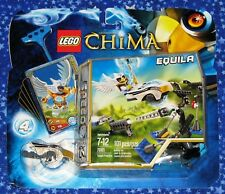 New Sealed Target Practice with Equila Lego Legends of Chima 70101 Play Set