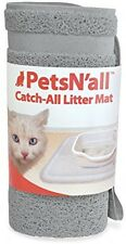 HOLIDAYS DEAL PetsN'all SUPER SIZE Cat Litter Mat - 35 X 24 Inches, Catches
