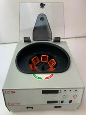 Sarstedt LC24 Centrifuge with Rotor & Buckets   I79