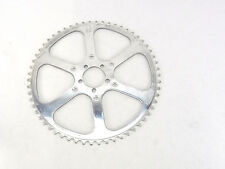 "T.A. 58T Cyclotouriste Chainring double/triple TA 52 3/32"" Vintage Bike NOS"
