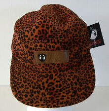 KNIGHT N ARMOR SNAPBACK LEOPARD PRINT HAT BRAND NEW WITH TAGS KNIGHT AND ARMOR