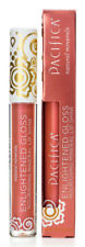 Pacifica Enlightened Mineral Lip Shine Gloss Nude Shimmer Lipgloss NUDIST 2.8g
