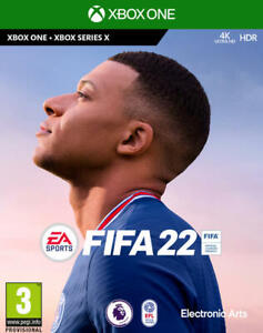 FIFA 22 XBOX ONE Standard Edition (Download digitale) LEGGI DESCRIZIONE