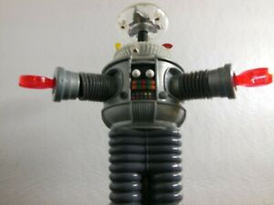 """Lost in Space 1998 Robot B9 Trendmasters 7"""" inch LOOSE see description"""
