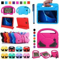 """Shockproof Kids EVA Foam Case Cover For Samsung Galaxy Tab A E 3 4 7"""" 8"""" Tablet"""
