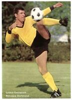 Fußball ARAL BERGMANN BILD WC WM ENGLAND 1966 †LOTHAR EMMERICH BORUSSIA DORTMUND