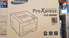 Samsung CLP-680DW A4 Colour Laser Wireless Duplex Printer