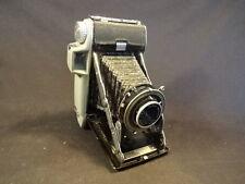 Old Vtg Kodak Anaston Lens Tourist Diomatic Shutter Folding Camera