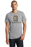 FRIENDS TV Series 25th Anniversary T-shirt