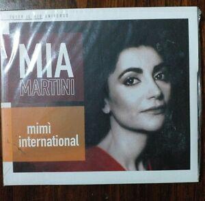 Mia Martini Mimì international Cd nuovo sigillato digipack