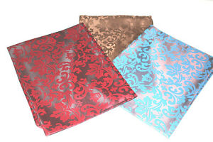 Western Jacquard Wild Rags Silk Blend Scarf Cowboy Accessory 36 x 36  3 colors