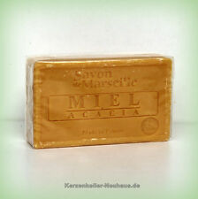 Le Chatelard - Savon de Marseille Seife - Honig - Acazie 100 g