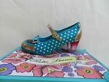 Chaussures Femme 41 Poetic Licence Final Whistle Mary Jane Irregular Choice Neuf