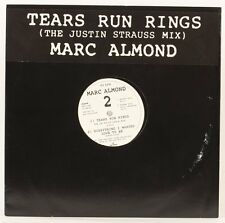 Tears Run Rings (The Justin Strauss Mix)  Marc Almond Vinyl Record