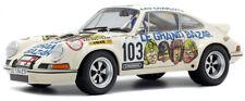 1:18 Solido Porsche 911 RSR #103, Rally Tour de France 1973
