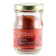 Espelette Chilli Pepper - DPO 40g
