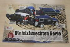 Auto Bild 15092) Toyota Land Cruiser V8 mit 272PS besser als...?