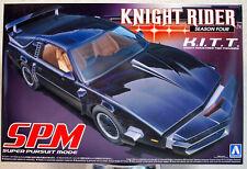 1982 Pontiac Firebird Trans Am Knight Rider K.I.T.T. Season Four Aoshima 043554