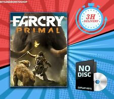 Far Cry Primal PC DVD Pegi Rating Ages 18 and Over by Ubisoft