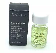 Avon Nail Experts Green Tea Cuticle Serum .28 Oz