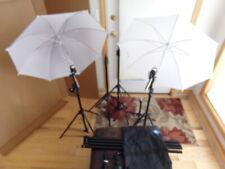 LS Photo Studio Pro Lighting Kit Setup -used-