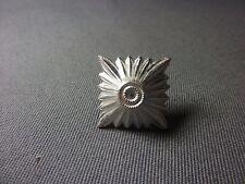 Stern für Schulterklappen 31mm, Silber - auch für Epauletten Deutsch 1WK 2Stück