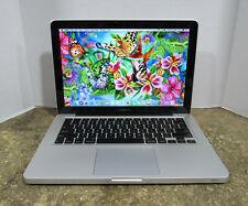 """13.3"""" Apple A1278 MacBook Pro 2.4 GHz i5-2435M 500GB HDD 4GB RAM OS 10.13.6 2011"""