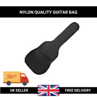 """Acoustic and Classical Guitar Carrying Carry Case Bag Holder Sleeve 38"""" 3/4 Size"""