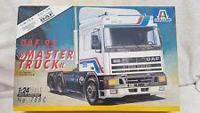 Italeri Leyland DAF 95 Master Truck 1:24 Scale Limited Edition Model Kit No 788C