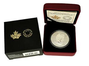 Canada - Silver 5 Dollars Coin - 'Maple Leaf' - 1 Oz. - 2018 - UNC