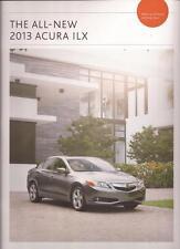 2013  13 Acura  ILX  original sales  brochure MINT