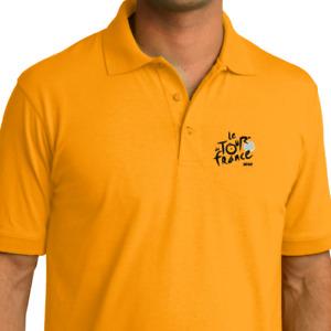 2021 LE TOUR DE FRANCE Bicycle Race  Polo Golf Shirt - 2021