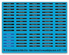 Peddinghaus 2453 1/35 Sleeve Bands The elite-associations No 4