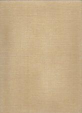 10 count Zweigart Stramin Canvas 1 Fat Quarter  50 x 58cms