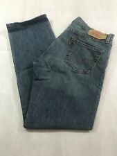 LEVI'S RED TAB 501 CLASSIC FIT STRAIGHT LEG JEANS MEN'S SIZE 36X34 100% COTTON