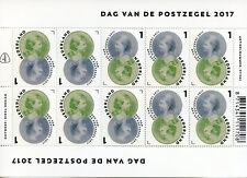 Netherlands 2017 MNH Natl Day of Stamp Queen Wilhelmina 10v M/S Royalty Stamps