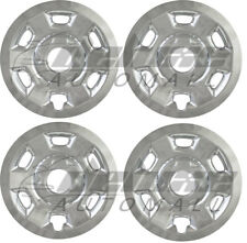 "16"" Chrome Wheel Skins FOR 2015 2016 2017 2018 Chevrolet Colorado / GMC Canyon"