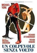 Un Colpevole Senza Volto DVD SINISTER FILM