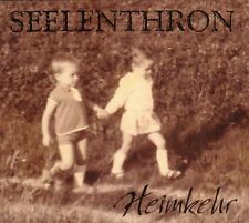 SEELENTHRON Heimkehr CD 2005 Forseti Death In June Darkwood Sonne Hagal OTWATM