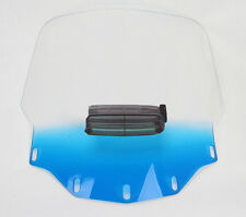 Memphis Shades Vented Goldwing Blue Windshield - MEP4716