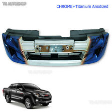 For Isuzu D-Max Rodeo Px 2012 2014 2015 Titanium X-Series Front Grille Grill