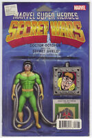 Secret Wars  #3 Action Figure Variant Octopus  Marvel Comic 1st Print 2015 NM