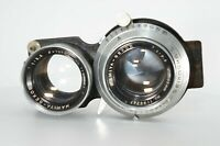 Mamiya Sekor 105mm F/3.5 TLR Lens for C330 C220 From JAPAN #1412