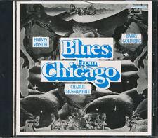 Harvey Mandel, Barry Goldberg, Charlie Musselwhite - Blues From Chicago CD