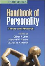 Handbook of Personality, Third Edition : Theory and Research -- $122 on Amazon!